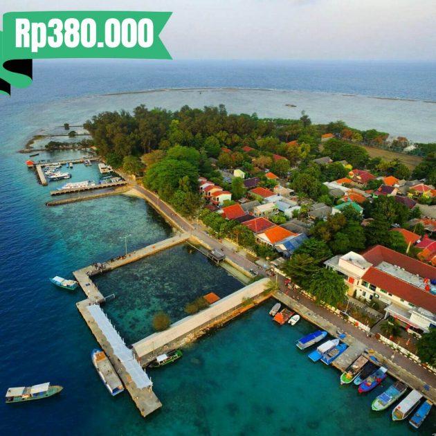 pulau pramuka travelita